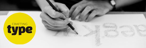 Crafting Type, taller tipográfico con Octavio Pardo
