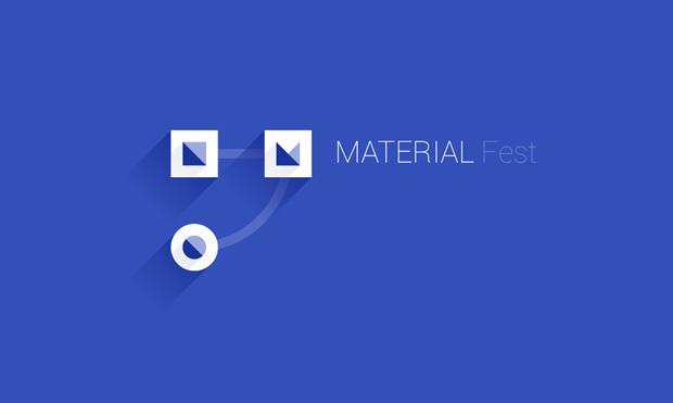 Material Fest, evento orientado a diseñadores y desarrolladores