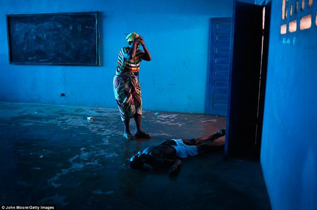 John Moore – Getty Images – Las imágenes que definieron el 2014. Year in Focus