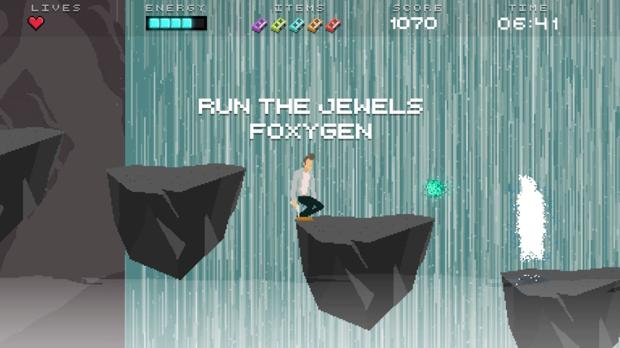 Line-App, el videojuego arcade que presenta el line-up del Primavera Sound