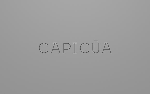 Patrones y formas simétricas conforman la identidad de Anagrama para Capicúa