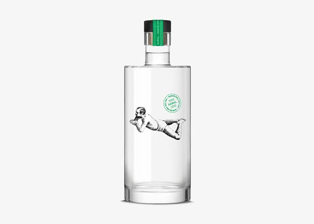 Dorian y el arte de sumergir bañistas en una botella de ginebra pura