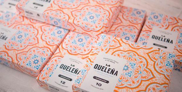 La Queleña, una marca rejuvenecida por su estrategia de branding