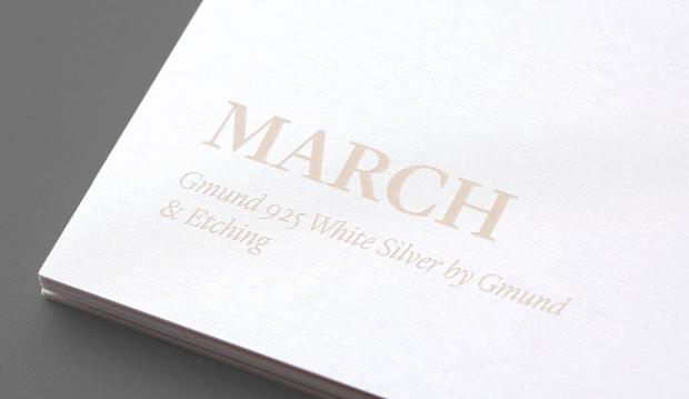 Marzo Happy White Year