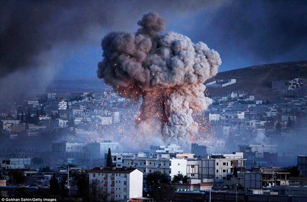 Gokhan Sahin – Getty Images – Las imágenes que definieron el 2014. Year in Focus