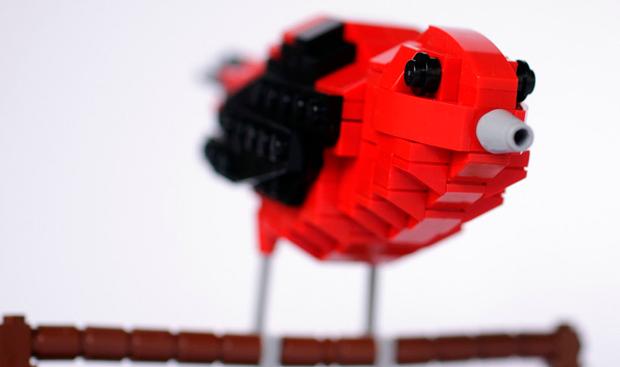 Lego Birds-Tom de Poulsom