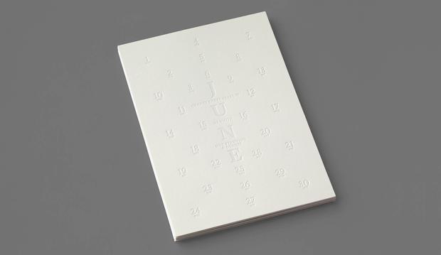 Calendario 2015 para minke Happy White Year