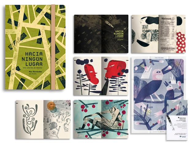 Premio Anuaria al mejor diseño de una publicación editorial. Hacia Ningún Lugar