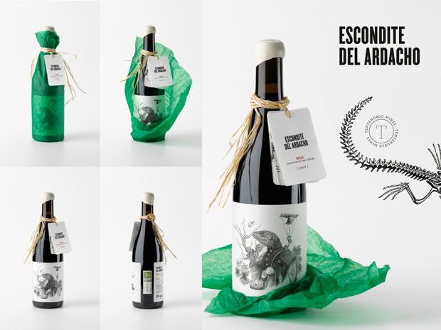 Premios Anuaria 2014 – Oro al mejor packaging