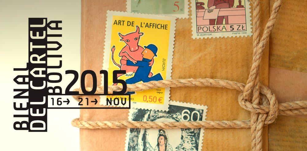 España país invitado en la Bienal del Cartel de Bolivia – BICeBé