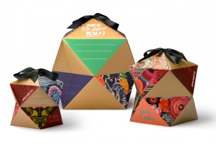 Nice to gift you! Un pack regalo que respira el estilo Desigual
