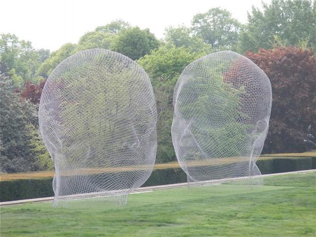 Jaume Plensa – escultura
