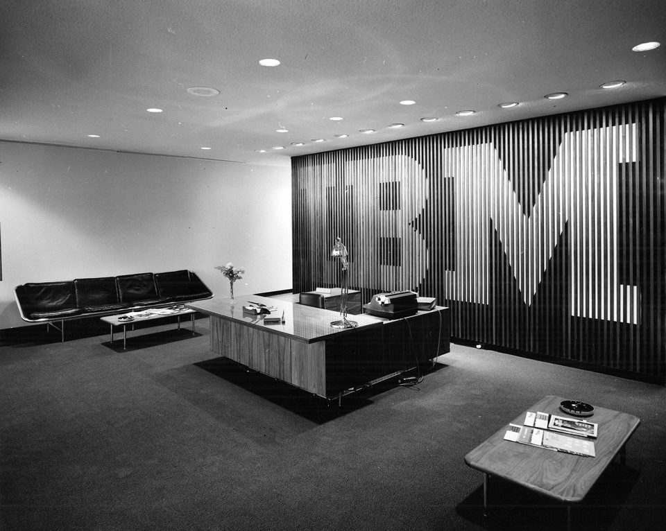 Paul Rand retoma Nueva York con Everything is Design