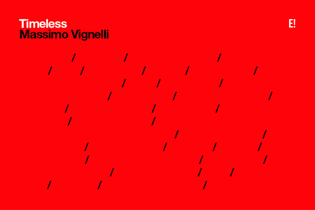 Timeless. Exposición homenaje a Massimo Vignelli