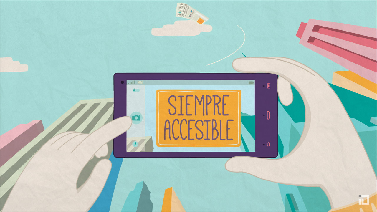 Showreel 2015 motion graphics y animación BinalogueStudio