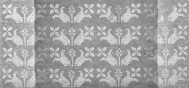 Soundweaving transforma patrones de bordado tradicionales en sonidos