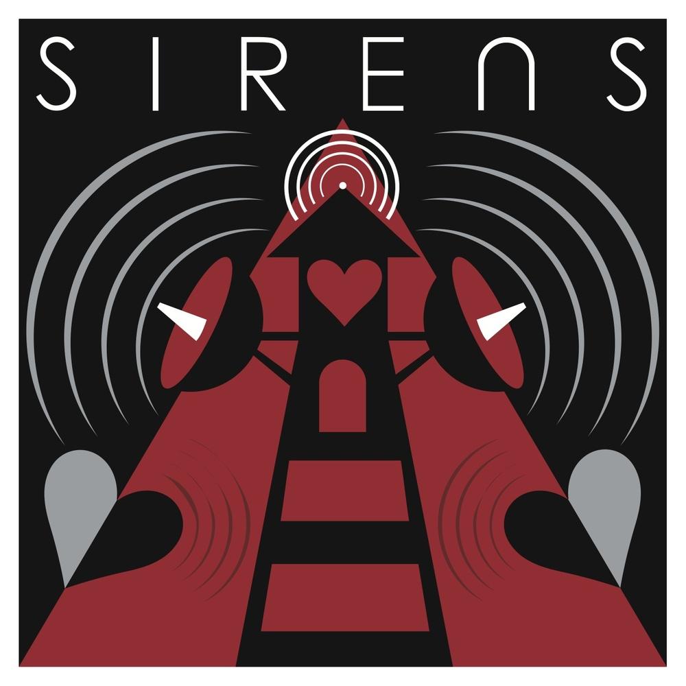 Ilustración del tema Sirens realizada por Don Pendleton Premio Grammy al mejor packaging por Lightning Bolt de Pearl Jam