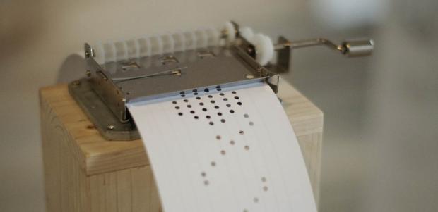 Sound Weaving transforma patrones de bordado tradicionales en sonidos