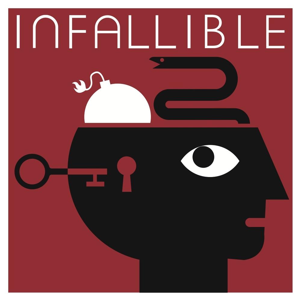 Ilustración del tema Infallible realizada por Don Pendleton Premio Grammy al mejor packaging por Lightning Bolt de Pearl Jam