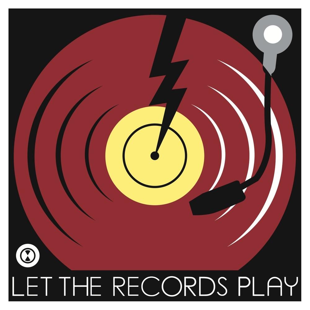 Let The Records Play ilustración