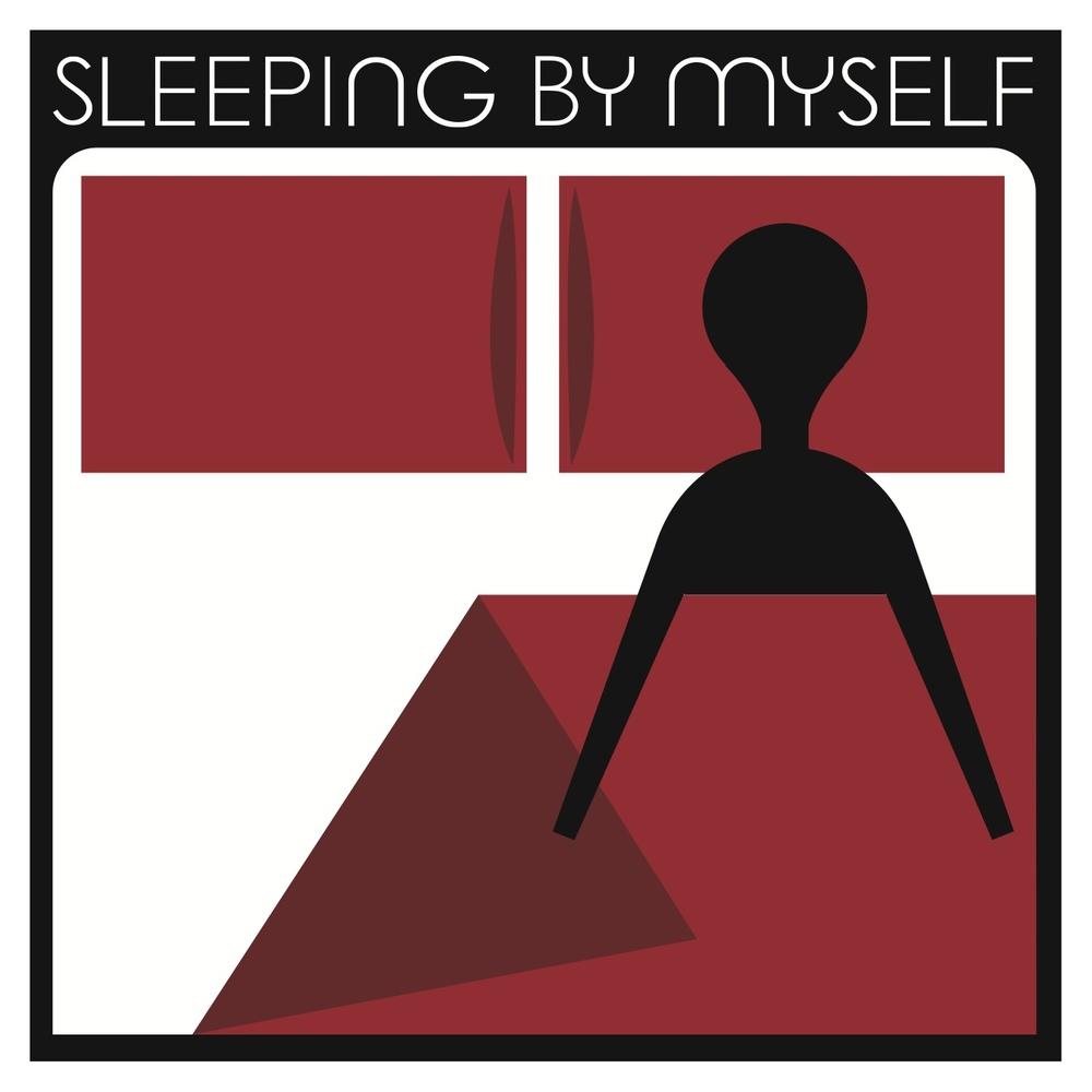 Sleeping By Myself ilustración del álbum Lightning Bolt, de Pearl Jam
