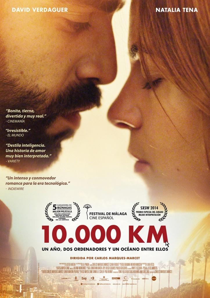 Cartel de la película 10.000 km