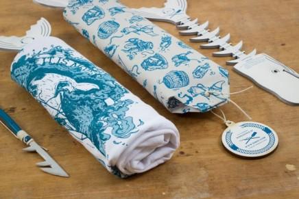 Ahab, camisetas serigrafiadas que reconocerás por su packaging único