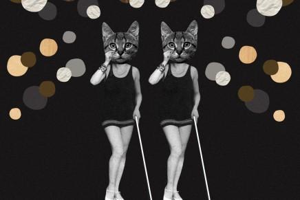 Los collages del subconsciente de Helena Pallarés