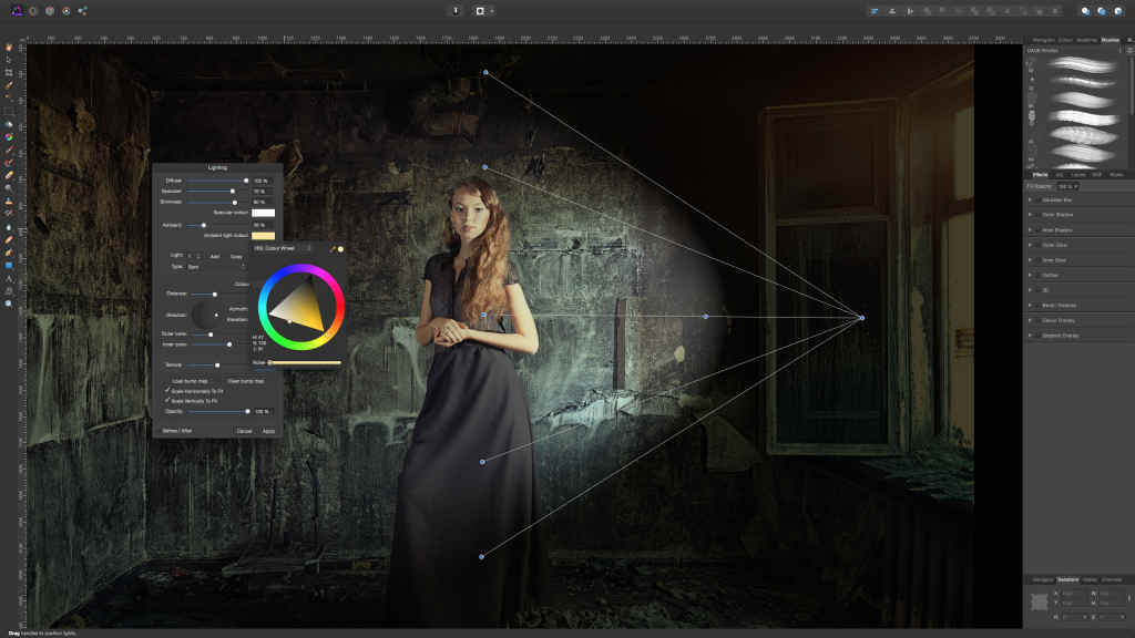 Screenshot-Lighting