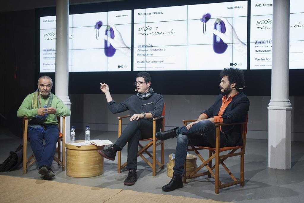 Hervé Matine: «El diseño puede ayudar a cambiar muchas cosas»