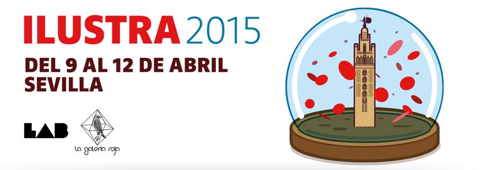 Jornadas Ilustra 2015, para amantes y profesionales de la ilustración