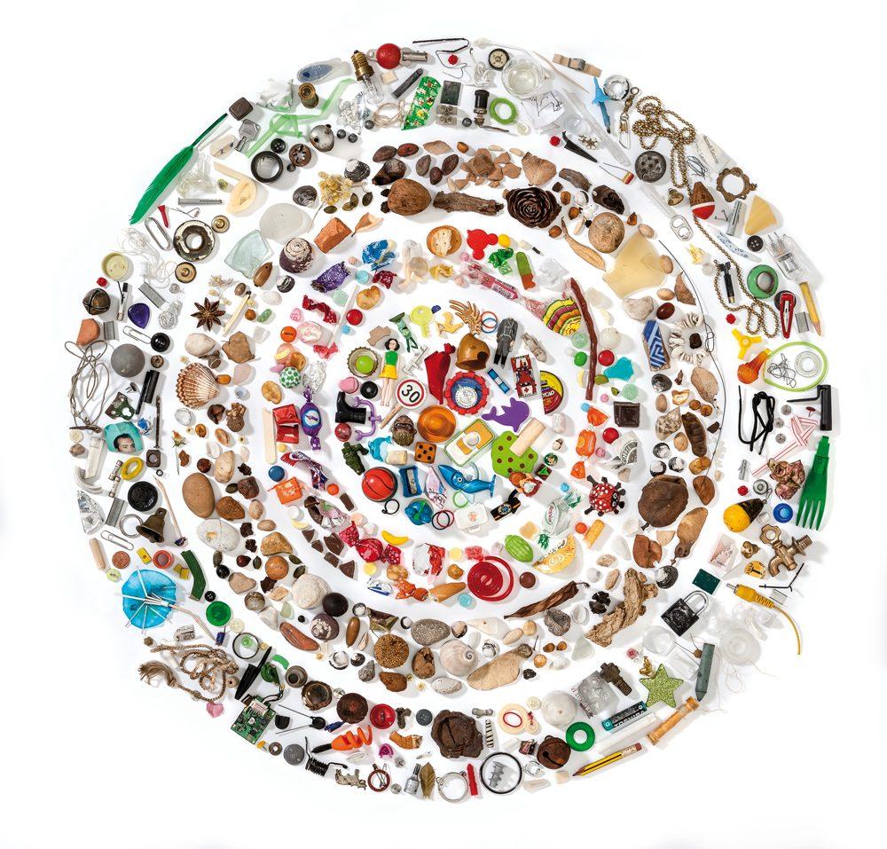 Jaime Serra, entre el arte y la infografía. Diez historias y un paisaje
