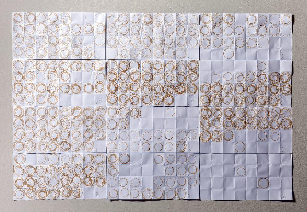 Jaime Serra, entre el arte y la infografía. Café a diario