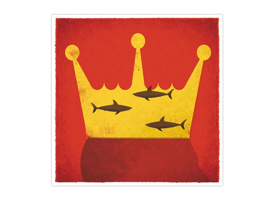 Luis Demano, ilustración Spanish Monarchy