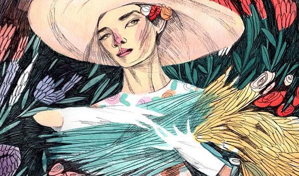 Jornadas Ilustra 2015 – Maria Herreros