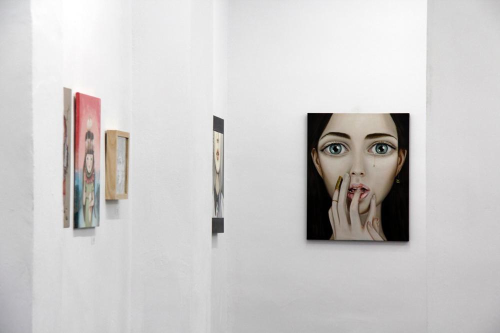 Plastic Murs. Píldoras de surrealismo pop, lowbrow e ilustración
