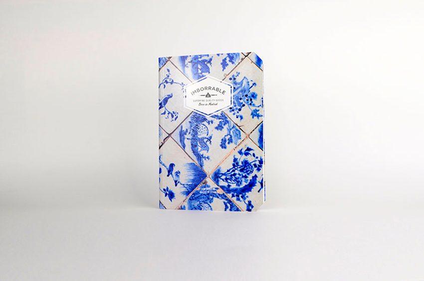 Imborrable, papelería bonita de diseño sostenible
