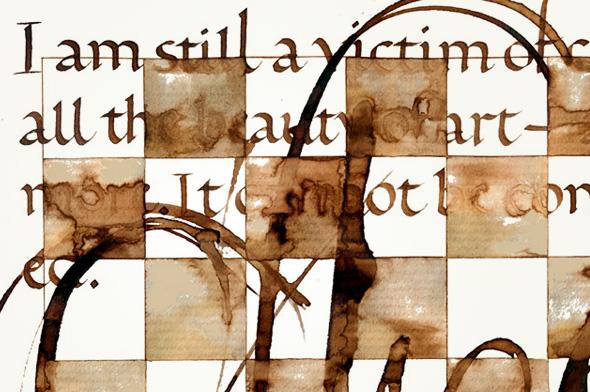 Keith Adams  – Tipografía digital y Caligrafía en Academia Plómez