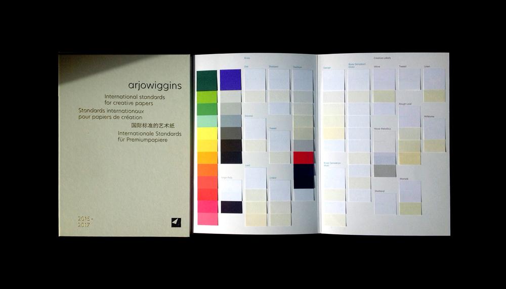 'The paper book', la Biblia del papel a toda página de Arjowiggins