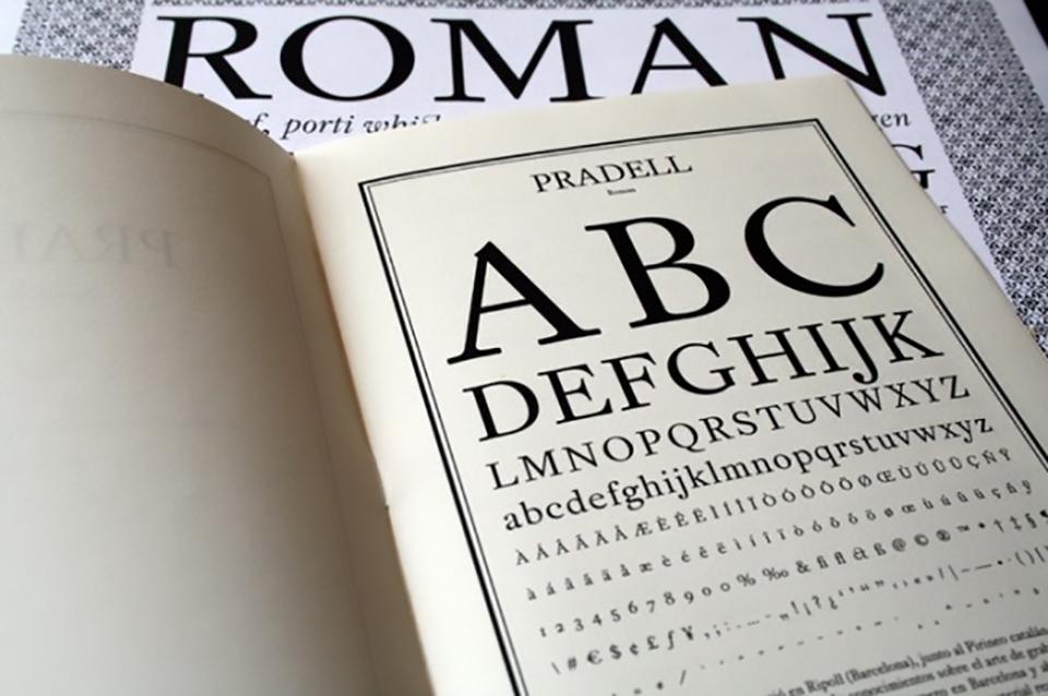 espécimen tipográfico
