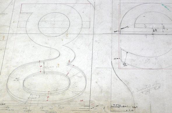 Dibujos para la Gill Sans. Eric Gil – Tipografía digital y Caligrafía en Academia Plómez
