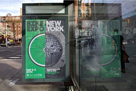 Bike New York, la identidad sobre dos ruedas de Emily Oberman