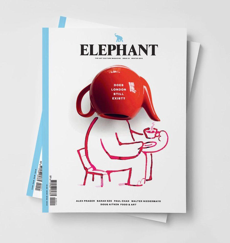Elephant Pencil Winner en los D&AD