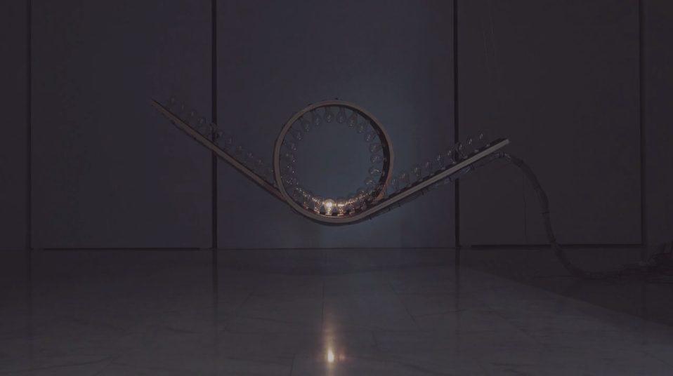 Light Kinetics, in the loop. Espada y Santacruz