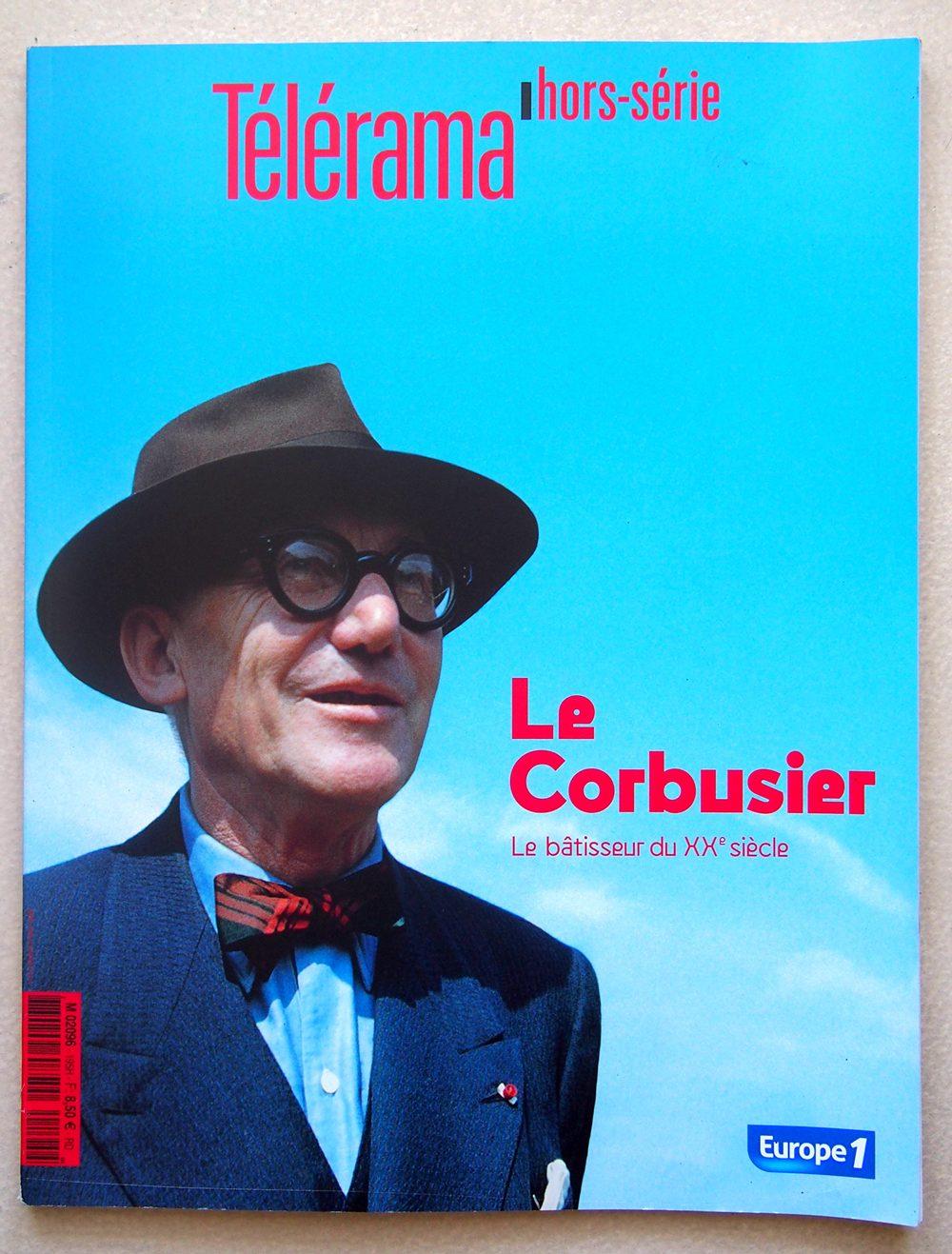 La biografía dibujada del genial arquitecto Le Corbusier por Vincent Mahé