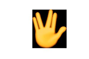 El saludo vulcaniano y 300 nuevos emojis con el iOS 8.3