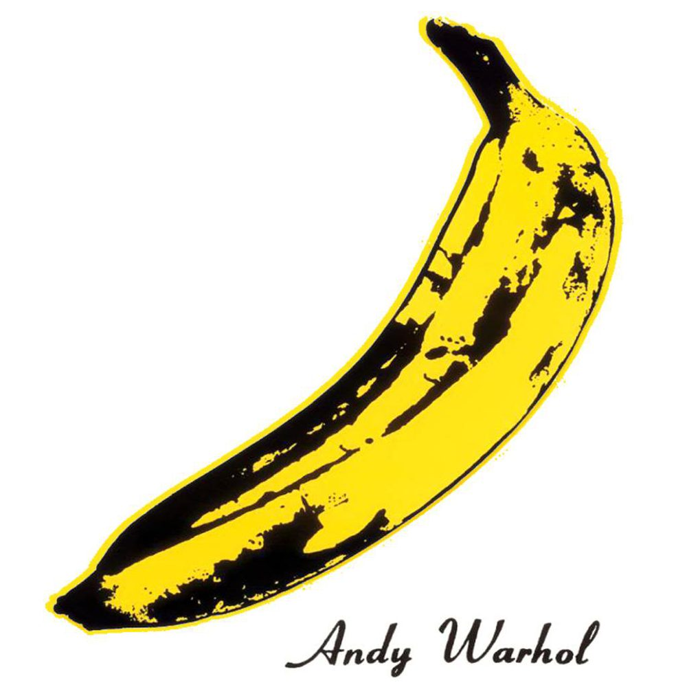 The banana album, Velvet Underground y Warhol