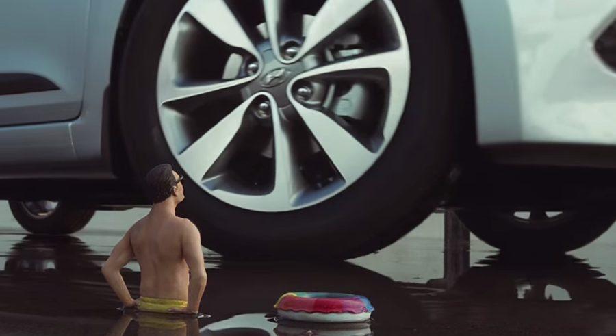 campaña del nuevo Hyundai i20