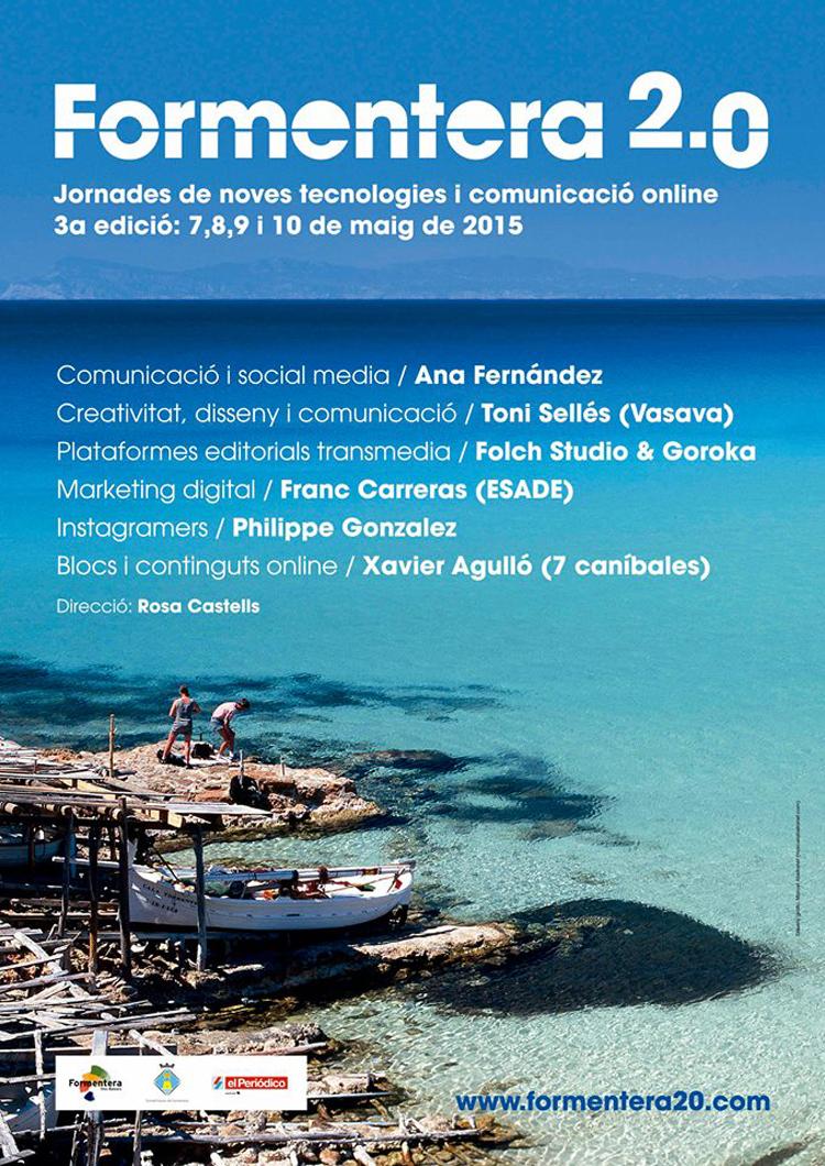 Formentera 2.0. Jornadas de nuevas tecnologías y comunicación online