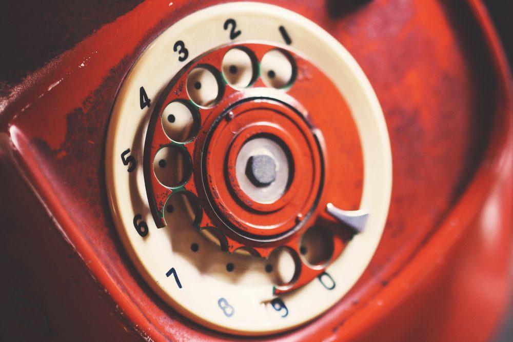 Teléfono con marcador por dial – fotografías de objetos retro-vintage en descarga gratuita
